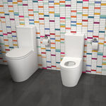 Liano Junior Cleanflush® Wall Faced Toilet Suite