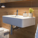 Cube Extension Wall Basin