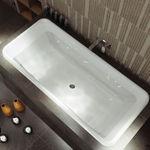Cube 1700 Island Bath